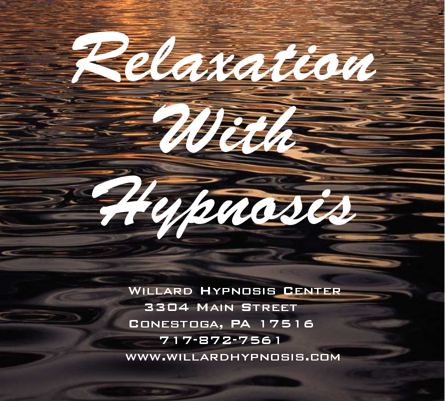Learn to relax with hypnosis.